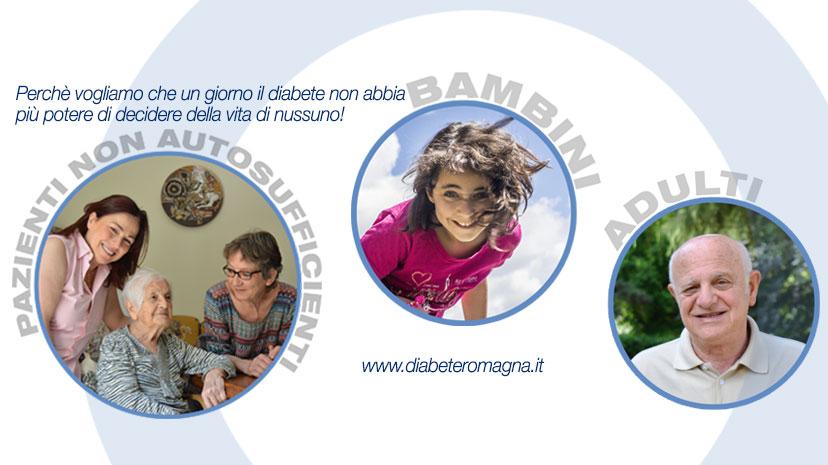 Diabete Romagna: Bambini, Adulti E Persone Non Autosufficienti, Dove Viene Investito Il 5×1000