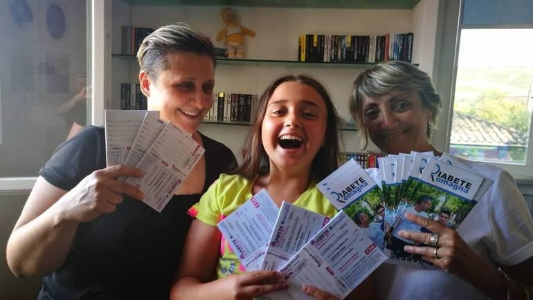 Lotteria Solidale Diabete Beach 2019, I Numeri Vincenti