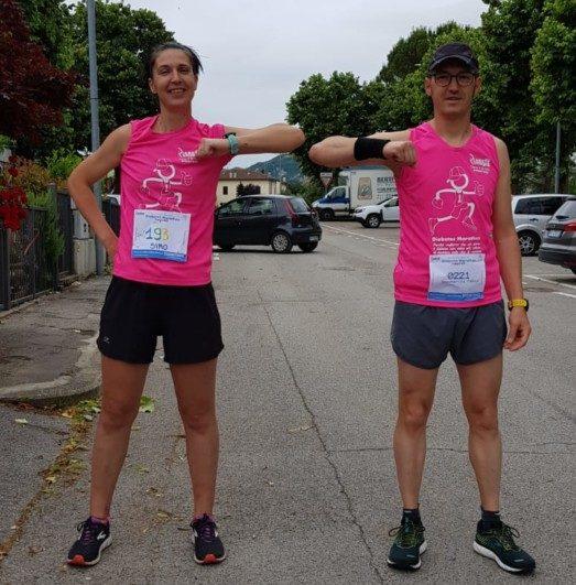 Diabetes Marathon 2020, Oltre Il Tempo E Oltre Lo Spazio, L'Italia Unita Per Il Diabete