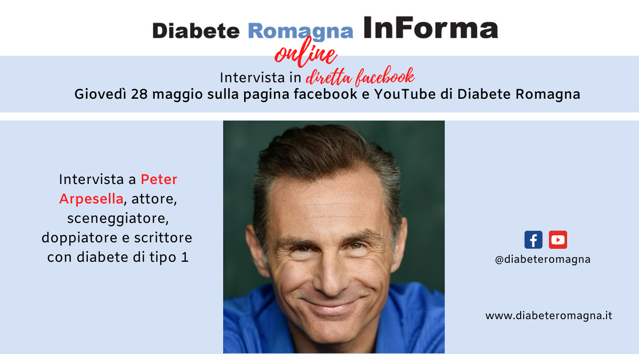 Diabete Romagna InForma Online #6 – Peter Arpesella