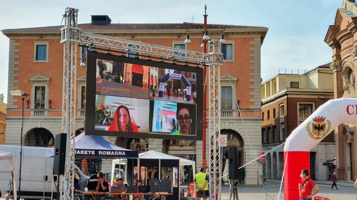 """Diabetes Marathon """"Green Edition"""", Domenica 13 Giugno La Fusione Tra Evento In Presenza Ed Evento Virtuale Per Una Manifestazione Che Rimarrà Nella Storia"""